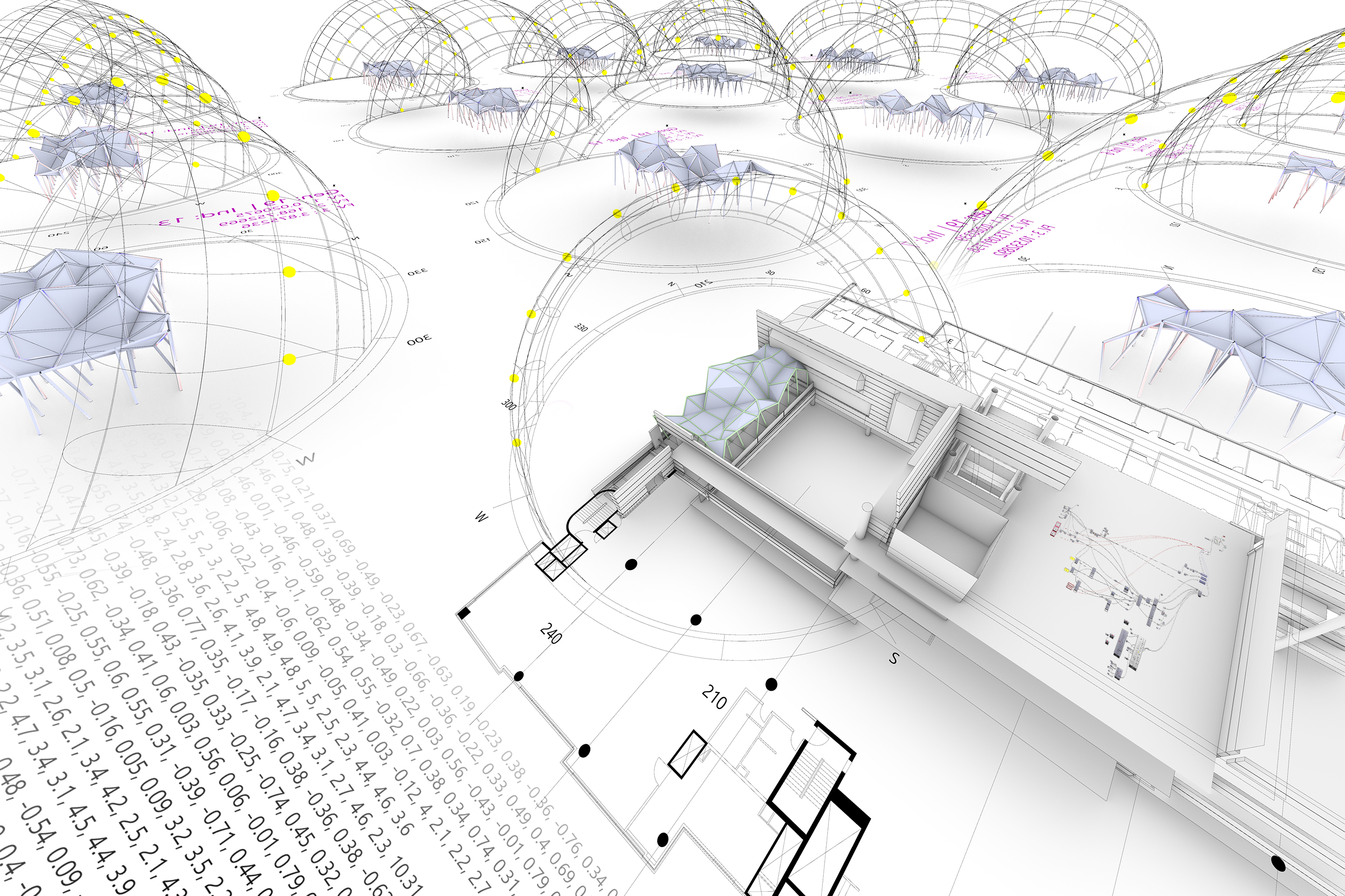 Advanced Digital Tools for Architectural Design and Structural Optimisation